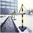 TRAFFIC-LINE Guarda Chain Posts
