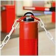 TRAFFIC-LINE Extern Freestanding Chain & Warning Posts