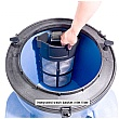 Numatic WV1800DH Industrial Wet Vacuum Cleaner