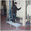 Fort Adjustable Steel Work Platform