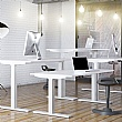 NEXT DAY InterAct Sit-Stand Rectangular Desks