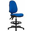 Kirby High Back Draughtsman Chair
