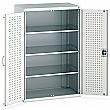 Bott Cubio Perfo Panel Cupboards - 1050W x 650D