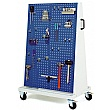 Bott Perfo Panel Trolleys - 6 Panels With 60 Piece Hook Kit