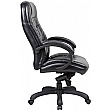 Parma High Back Leather Executive Chair