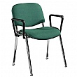 Swift Chrome Frame Conference Armchair (4 Pack)