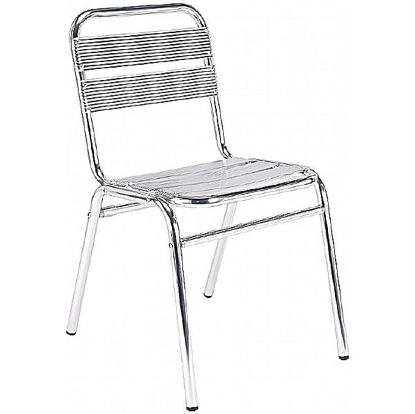 Aluminium Bistro Side Chair (Minimum 4)