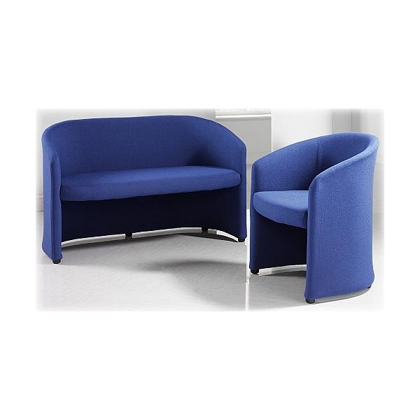 Slender 2 Seater Tub Chair