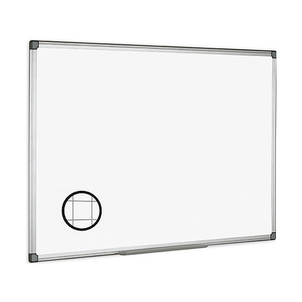 Bi-Office Gridded Whiteboards