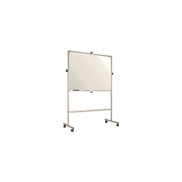 Bi-Office Gridded Revolving Whiteboards