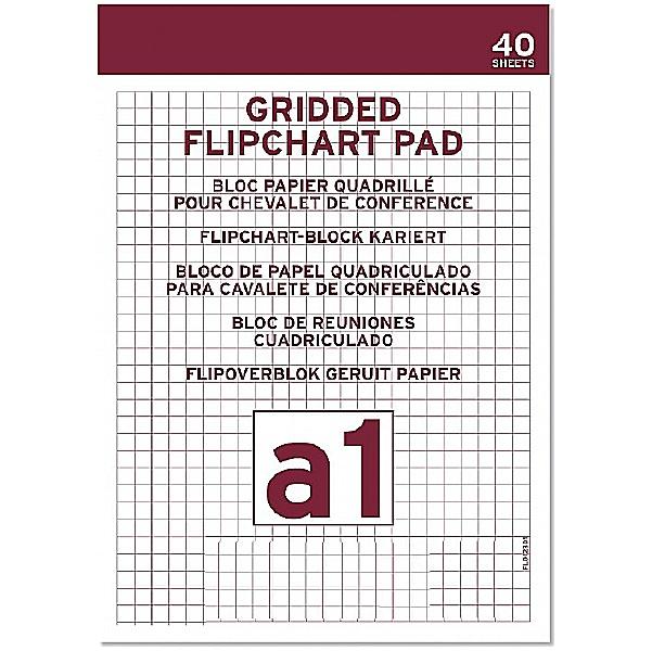 Bi-Office A1 Flipchart Pads (Pack of 5)