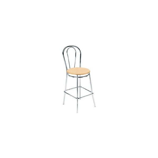 Tulipan Beech Cafe High Chair