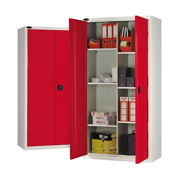 8 Compartment Commercial Cupboards