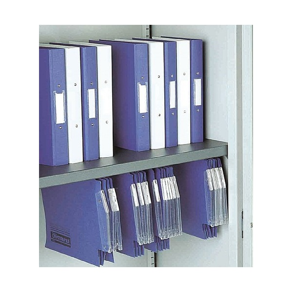 Silverline Shelf With Suspended Lateral Filing