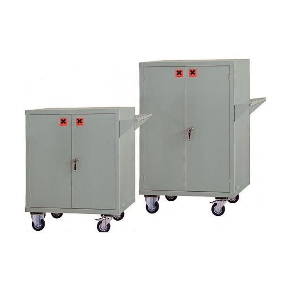 Mobile COSHH Storage Cupboards