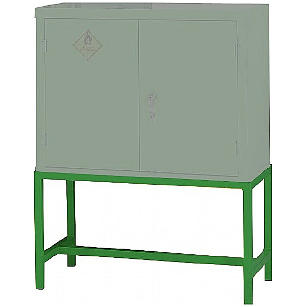 Support Stands (For Agrochemical & Pesticide Storage Cupboards)