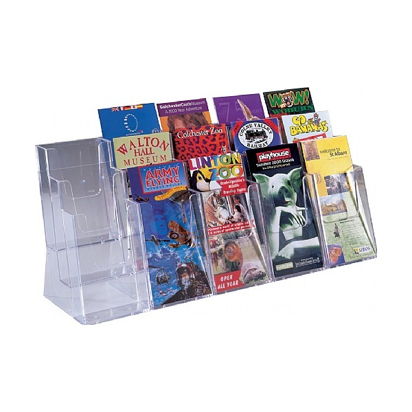 3 Tier Expandable Leaflet Dispensers