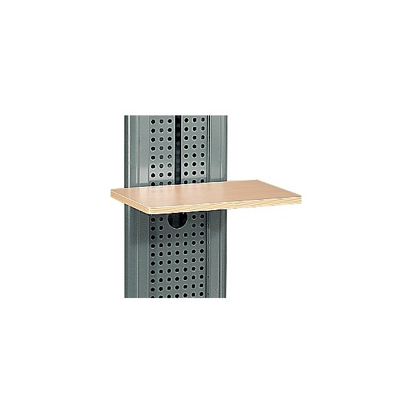 Height Adjustable Shelf For LCD and Plasma Stands