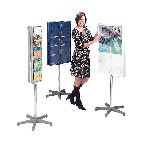 2 Sided Totem Leaflet Dispensers