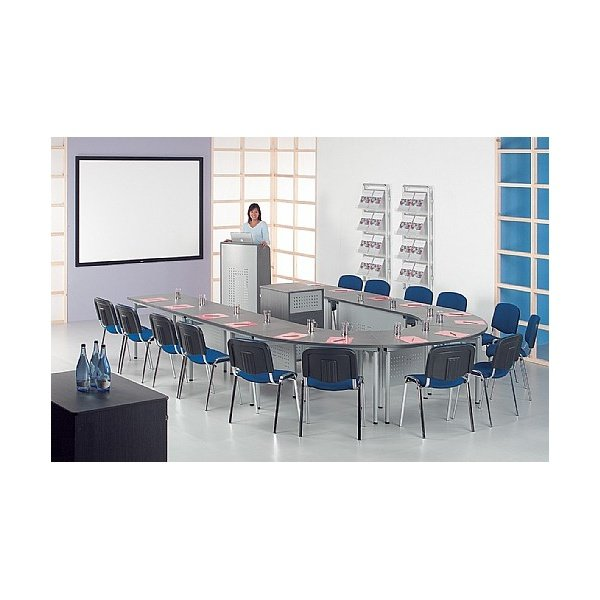 Easyfold® Folding 60 Degree Segment Tables