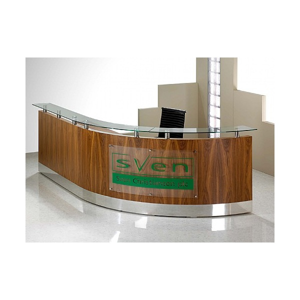Fulcrum Professional Reception Graphics Panels (Etching Not Included)