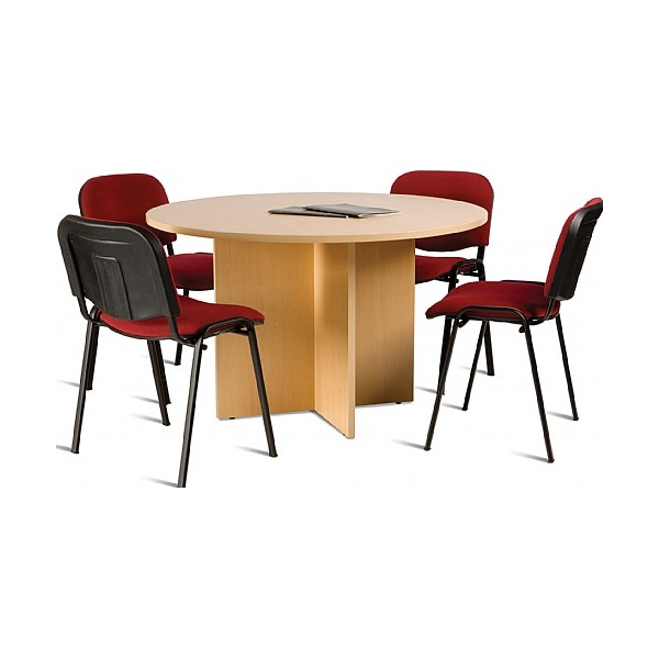 Braemar II Round Conference/Meeting Table