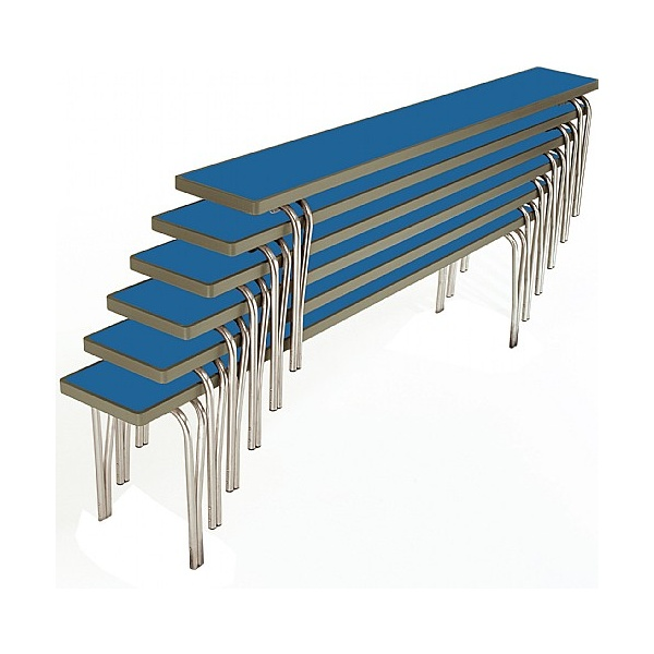Gopak™ Premier Stacking Benches
