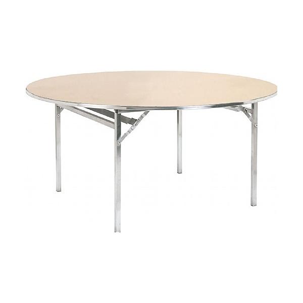 Circular Aluminium Folding Table