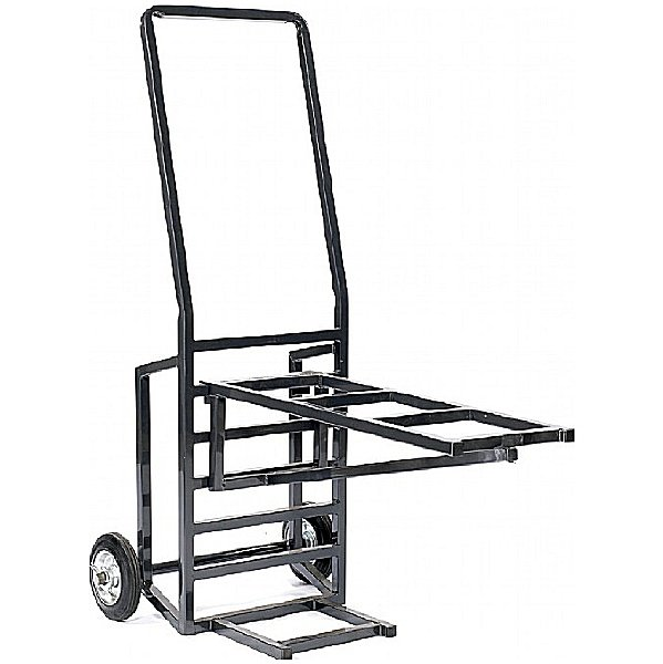 Crush Bent Table Trolley