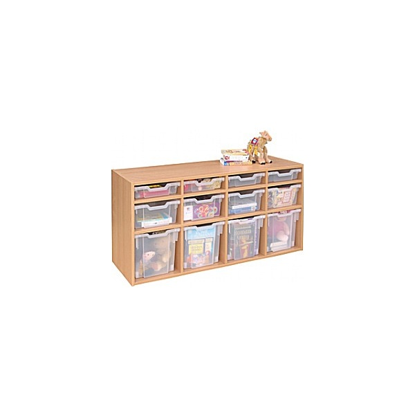 12 Tray Variety Static Storage