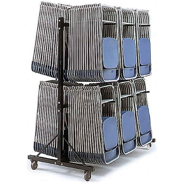 High Hanging Chair Trolley 3 Rows