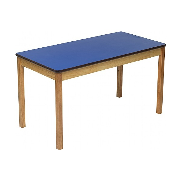 Primary Rectangular Classroom Tables