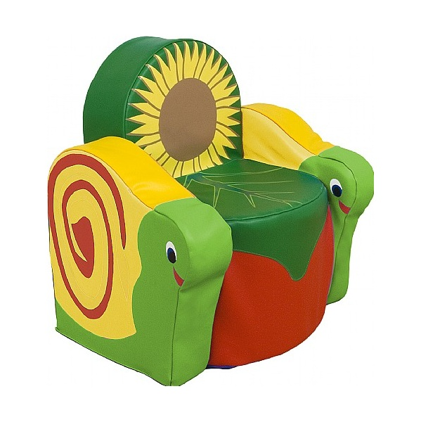 Back To Nature Snail Chair