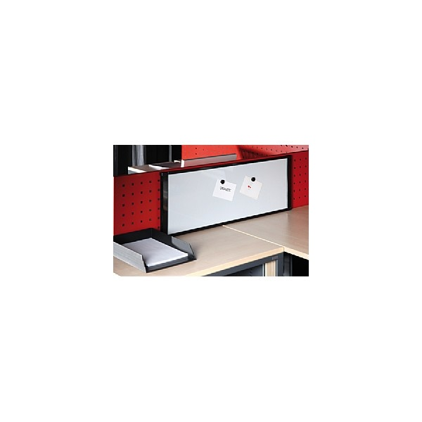 Bi-Office Desktop Magnetic Whiteboard
