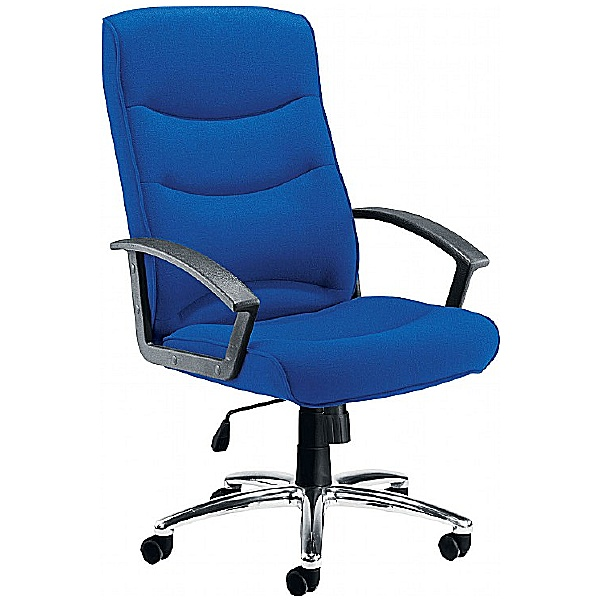 Canasta II Fabric Manager Chairs