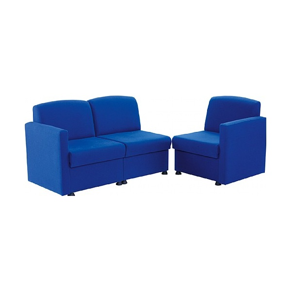 NEXT DAY Pinnacle Modular Reception Chairs
