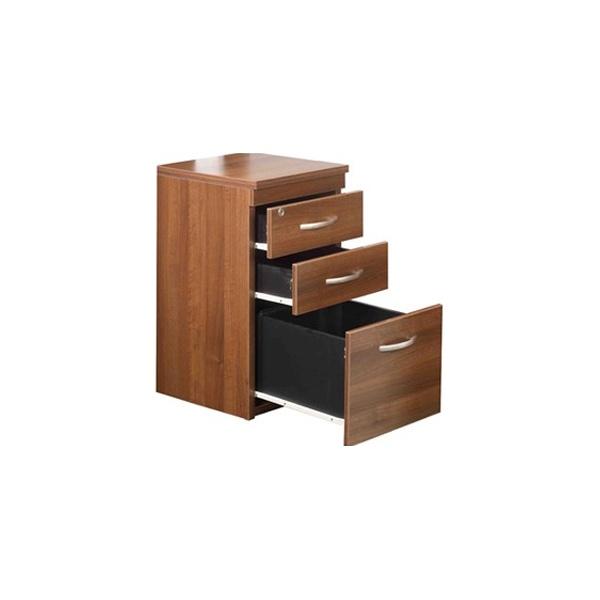 Setenta 3 Drawer Pedestal