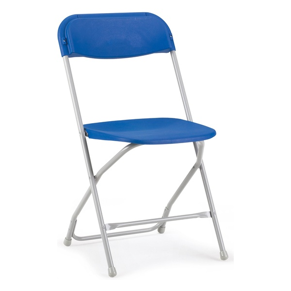 NEXT DAY Fold Flat Chair (Pack of 8)
