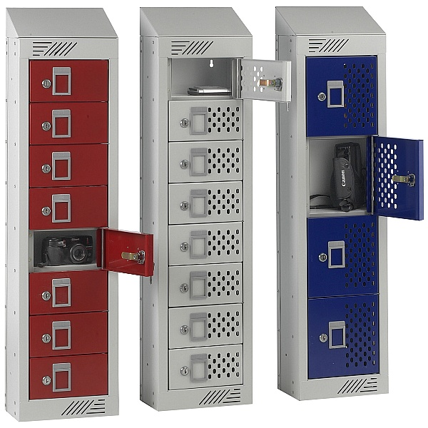 Personal Effects Lockers With Biocote