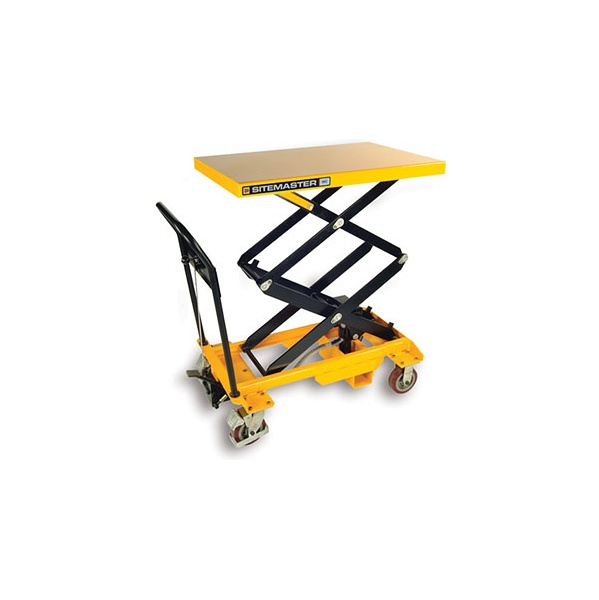 Economy JCB Scissor Lift Tables