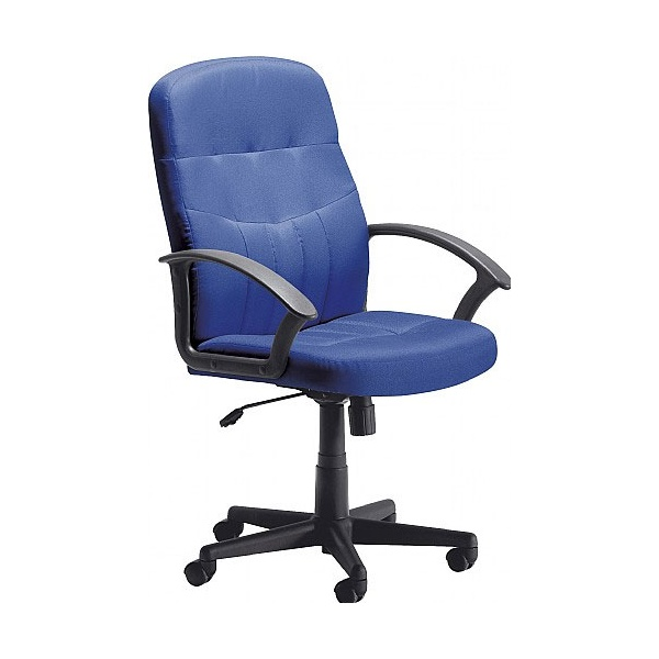 Melrose Fabric Manager Chair