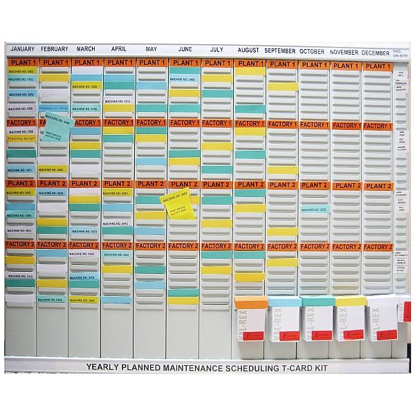 T Card Maintenance Board Kit