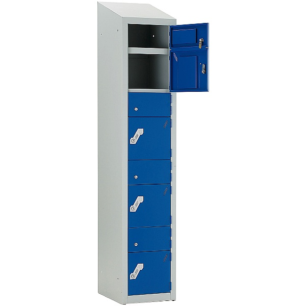 Fully Welded Workwear Lockers