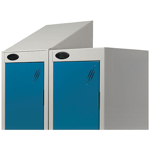 Sloping Top Garment Dispensers With Active Coat