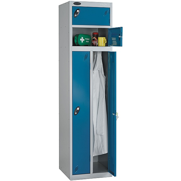 Two Person Locker With ActiveCoat