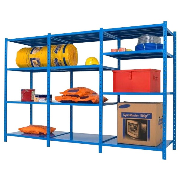 Fliplus Steel Shelving