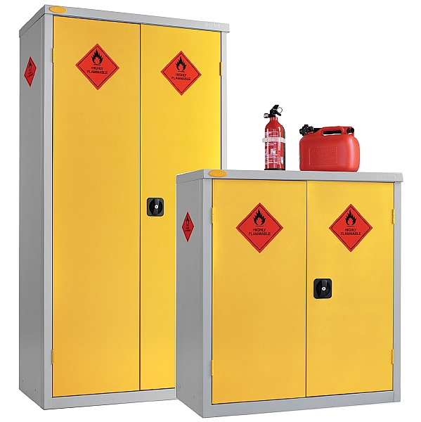 Double Door Extra Value Flammable Liquid Cupboards