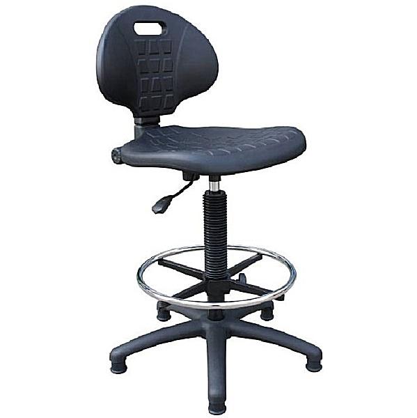 Polyurethane Draughtsman Chair