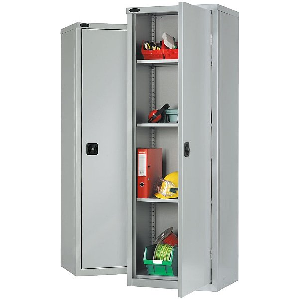 Slim Cupboard With Active Coat