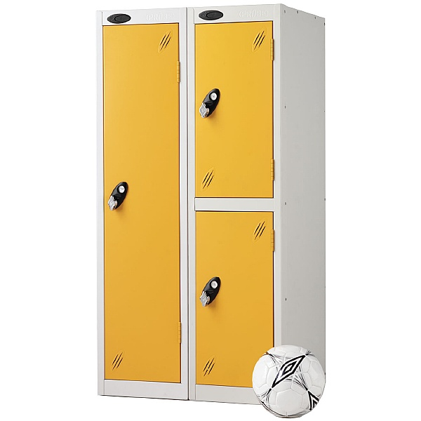 Junior Lockers With Active Coat